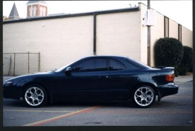 Anthony Wattss 1991 Toyota Celica GT