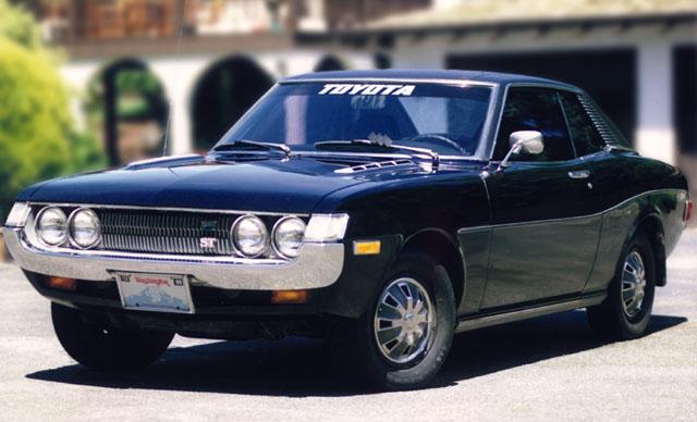 1971 toyota celica st toyota super car